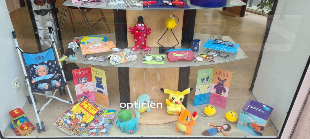 Les enfants chez Optic 30!!!